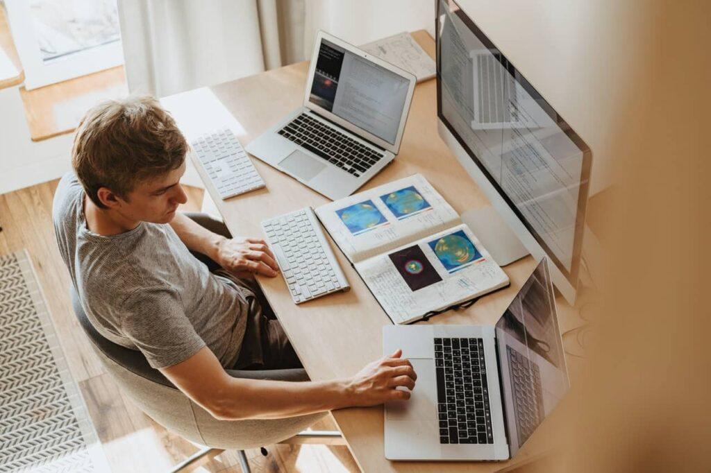 Emprende tu negocio online desde home office